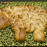 Agneau de Pâques Brioché