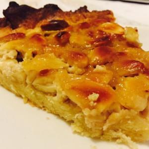 Amal tarte aux amandes