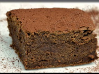 Brownies Choco-marron