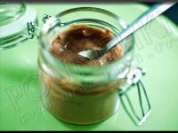 Crème au chocolat façon danette