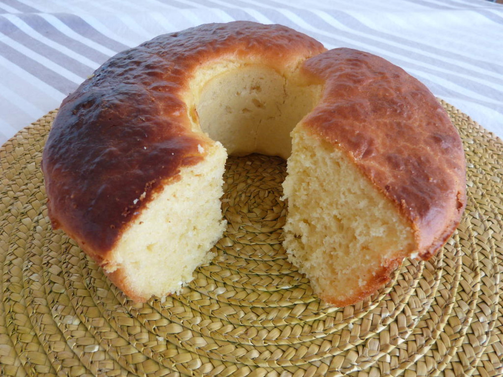 Gâteau Mollet de Gridelle