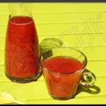 Kompot – Boisson Polonaise aux Fruits