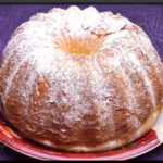 Kougelhopf (Kouglof) à la Crème d'Amandes