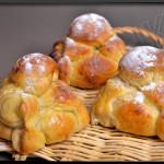 Pan de Muertos (le pain des morts mexicain)
