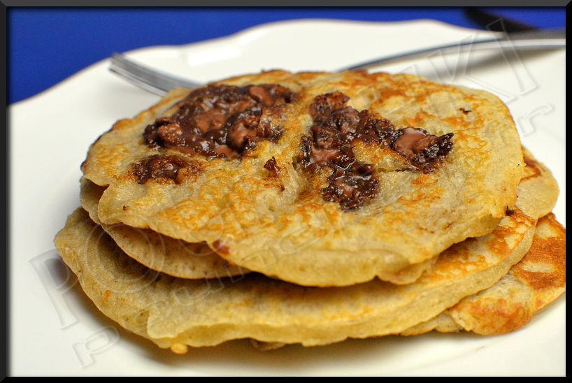 Pancake_choco