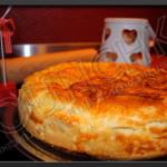 Szarlotka – La charlotte aux pommes polonaise