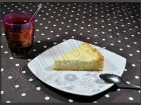 Sernik la tarte au fromage polonaise