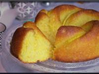 Babka au citron - Babka cytrynowa (Gâteau de Pâques polonais)