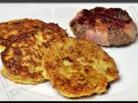 Beignets de Courgettes et Jambon