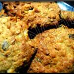 Biscuits petit-déjeuner aux flocons d'avoine
