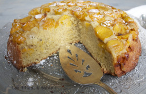 gâteau mirabelles Brigitte