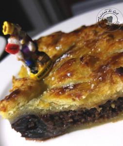 galette-chocolat-cerise-amarena Claudine