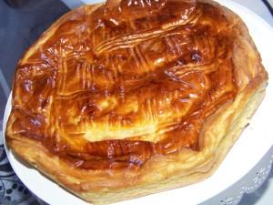 galette franc-comtoise Carine