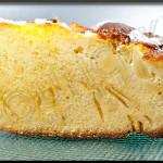 Gâteau aux pommes & lait concentré