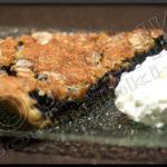 Le Montagnard ou la tarte aux brimbelles