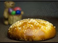 Mouna - Brioche algérienne de Pâques