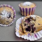 Muffins aux Mûres