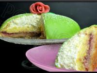 Prinsesstårta - Le Gâteau Princesse