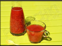 Kompot - Boisson Polonaise aux Fruits