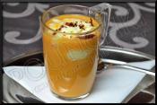 Crème de Potiron façon Cappuccino