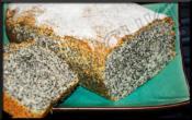Piegusek (Gâteau Polonais au Pavot)